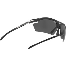 Rudy Project Rydon Okulary rowerowe, matte black - polar 3fx gray laser